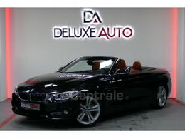 Photo d(une) BMW  (F33) CABRIOLET 428I 245 LUXURY BVA8 d'occasion sur Lacentrale.fr