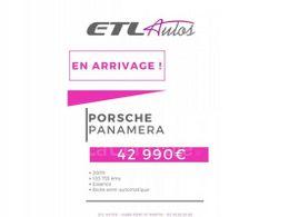 PORSCHE PANAMERA 4.8 V8 500 TURBO