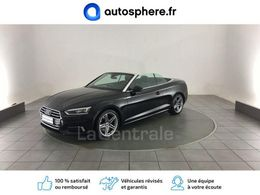 AUDI A5 (2E GENERATION) CABRIOLET II CABRIOLET 40 TFSI 190 S LINE S TRONIC 7