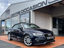 AUDI A3 (3E GENERATION) CABRIOLET III CABRIOLET 1.4 TFSI 150 COD ULTRA S LINE S TRONIC 7