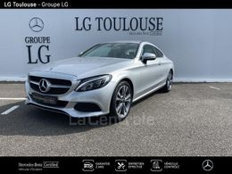 MERCEDES CLASSE C 4 COUPE IV COUPE 250 EXECUTIVE 9G-TRONIC