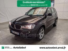 BMW X3 F25 38380€