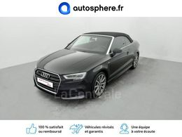 AUDI A3 (3E GENERATION) CABRIOLET III (2) CABRIOLET 2.0 TDI 150 S LINE S TRONIC 7