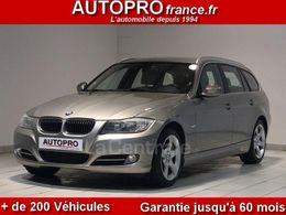 Photo d(une) BMW  (E91) (2) TOURING 318D 143 EDITION LUXE d'occasion sur Lacentrale.fr