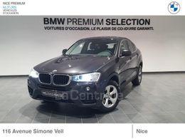 Photo d(une) BMW  (F26) XDRIVE20D 190 LOUNGE PLUS BVA8 d'occasion sur Lacentrale.fr