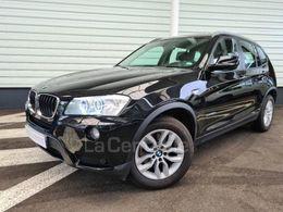 BMW X3 F25 21380€