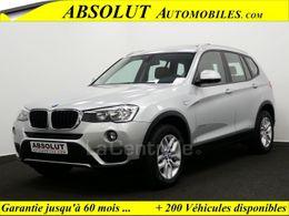 BMW X3 F25 28390€