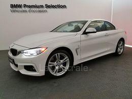 BMW SERIE 4 F33 CABRIOLET 43980€