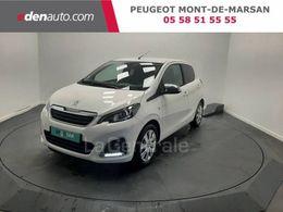 PEUGEOT 108 12960€