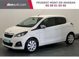 PEUGEOT 108 12190€
