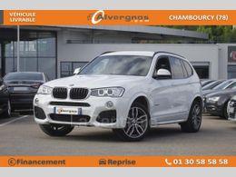 BMW X3 F25 38650€
