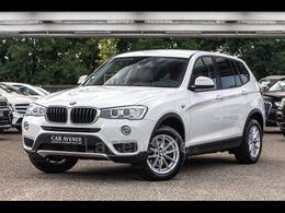 BMW X3 F25 30980€
