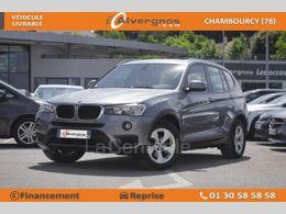 BMW X3 F25 23630€