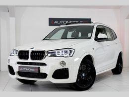 BMW X3 F25 31390€