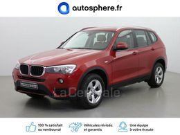 BMW X3 F25 30620€