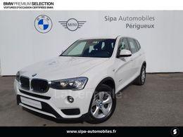 BMW X3 F25 31700€