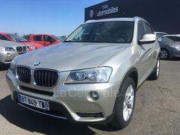 BMW X3 F25 20630€