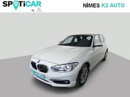 BMW SERIE 1 F20 5 PORTES 20480€