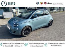 FIAT 500 C (3E GENERATION) 32980€