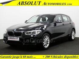 BMW SERIE 1 F20 5 PORTES 19910€