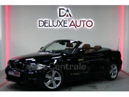 BMW SERIE 1 E88 CABRIOLET (E88) CABRIOLET 118DA 143 LUXE