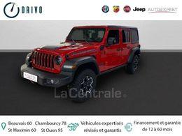 Photo d(une) JEEP  IV 2.0 I T 380 4XE RUBICON 4WD AUTO d'occasion sur Lacentrale.fr