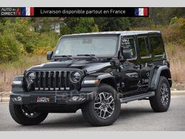 Photo d(une) JEEP  IV 2.0 I T 380 4XE 80TH ANNIVERSARY 4WD AT d'occasion sur Lacentrale.fr