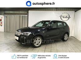 BMW X3 F25 36640€
