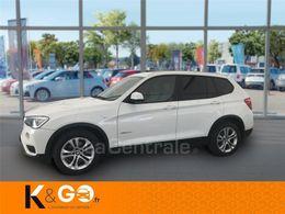 BMW X3 F25 25780€