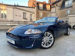 Photo d(une) JAGUAR  (2) CABRIOLET 5.0 V8 385 d'occasion sur Lacentrale.fr
