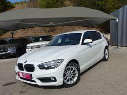 BMW SERIE 1 F20 5 PORTES 17480€