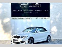 BMW SERIE 1 E88 CABRIOLET (E88) (2) CABRIOLET 120D 177 CONFORT