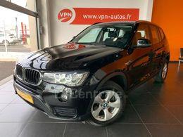 BMW X3 F25 25660€