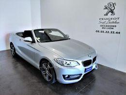 BMW SERIE 2 F23 CABRIOLET 30400€