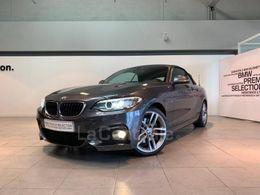 BMW SERIE 2 F23 CABRIOLET 36340€