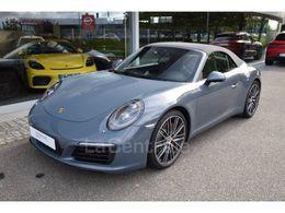 PORSCHE 911 TYPE 991 CABRIOLET 146130€