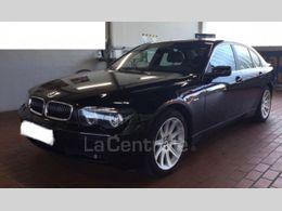 Photo d(une) BMW  (E65) 745IA d'occasion sur Lacentrale.fr