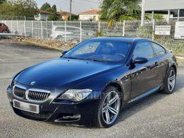 Photo d(une) BMW  (E63) COUPE M6 507 SMG7 d'occasion sur Lacentrale.fr