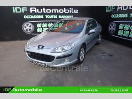 PEUGEOT 407 1.6 HDI FAP 110 PACK LIMITED