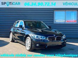 BMW SERIE 1 F20 5 PORTES (F20) (2) 118D LOUNGE BVA8 5P