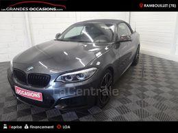 Photo d(une) BMW  (F23) CABRIOLET 218I 136 M SPORT BVA8 d'occasion sur Lacentrale.fr