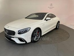 MERCEDES CLASSE S 7 COUPE AMG VII (2) COUPE 63 AMG 4MATIC + 54CV