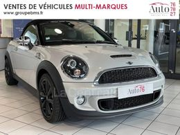 Photo d(une) MINI  II ROADSTER COOPER S PACK RED HOT CHILI d'occasion sur Lacentrale.fr