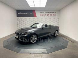 BMW SERIE 2 F23 CABRIOLET 33880€