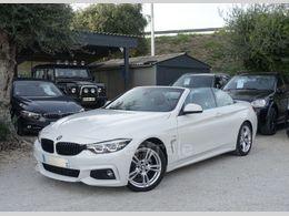Photo d(une) BMW  (F33) CABRIOLET 420I 184 M SPORT BVA8 d'occasion sur Lacentrale.fr