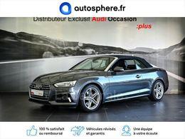 AUDI A5 (2E GENERATION) CABRIOLET 40660€