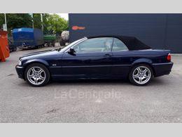 BMW SERIE 3 E46 CABRIOLET (e46) cabriolet 330ci