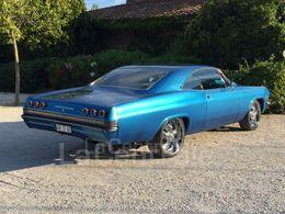 Photo chevrolet impala 1966
