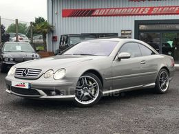 MERCEDES CL 2 AMG ii coupe 65 amg bva