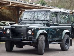 Photo d(une) LAND ROVER  90 TDI STATION WAGON COUNTY HIGHLANDER d'occasion sur Lacentrale.fr